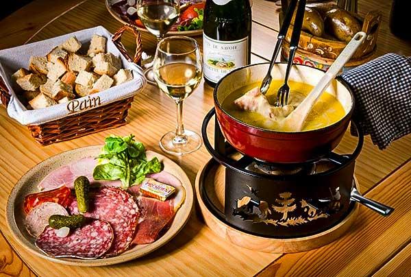 fondue fromage brabant wallon